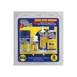 Tetra Gun Kit completo pulizia lubrificazione + DVD