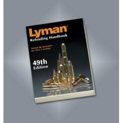 Lyman libro 49th Reloading handbook