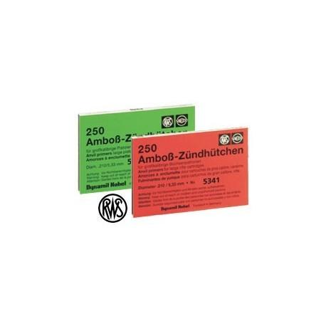 RWS inneschi Berdan 5620 Carabina G.C. 5,5 mm