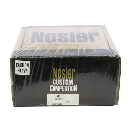 Nosler Competition .30 168gr hpbt conf.1000
