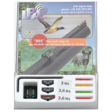 LPA BSS kit tacca mira -mirino