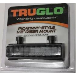 Rialzo weaver 8mm Truglo