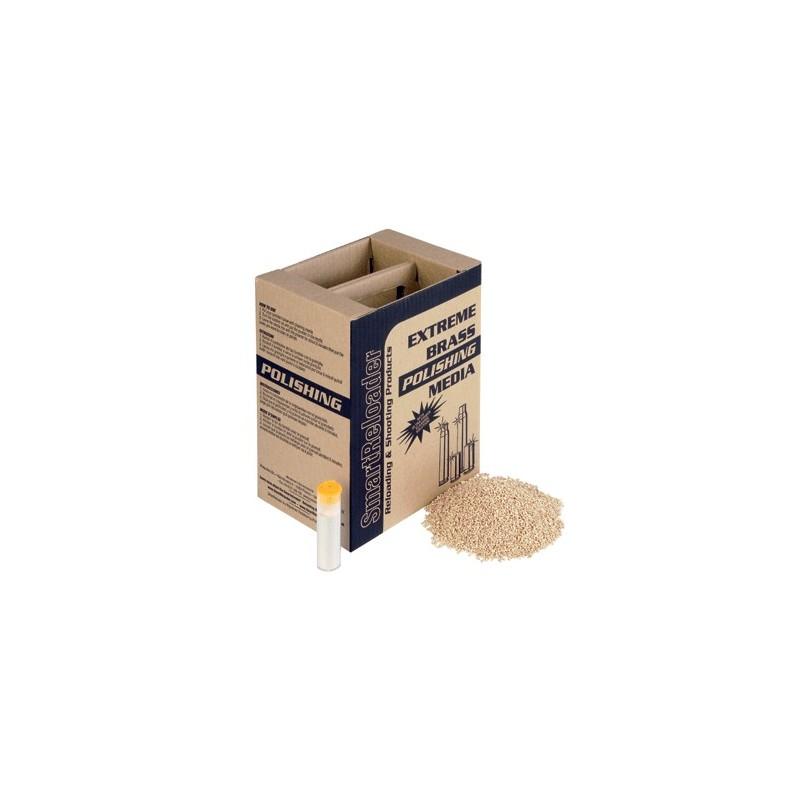Pulizia bossoli con vibropulitore e graniglia. - : Forum Brixia