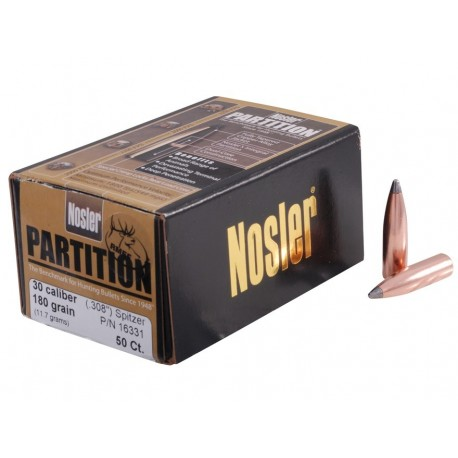 Nosler Partition / 50pz