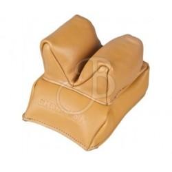Champon sacchetto posteriore in pelle