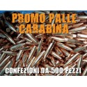.PARTIZAN PALLE CARABINA 500 PEZZI