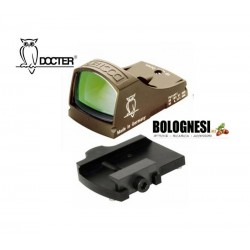 Docter Sight II Bronze promo 3,5moa con attacco