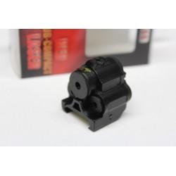 UTG laser compatto per basi weaver