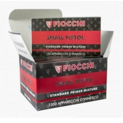 Fiocchi primers Small Pistol conf. 1500 pz