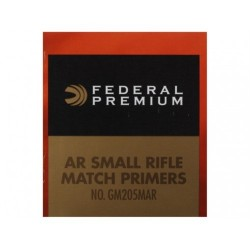 Federal GM205 AR small rifle