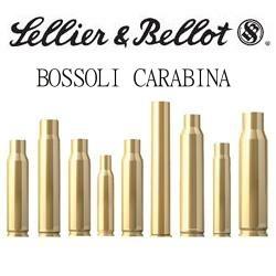 Sellier & Bellot bossoli carabina conf. 20