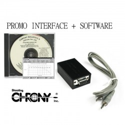 Interfaccia + software Chrony