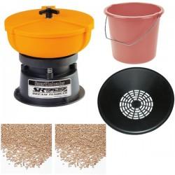 Smartreloader kit pulizia bossoli vibropulitore