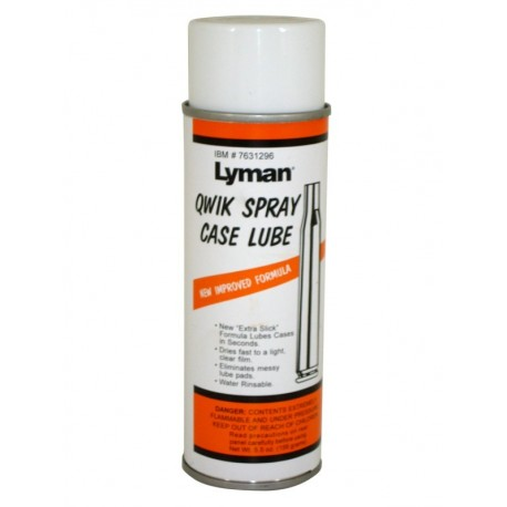 Lyman Quick Slick case lube 5,5oz