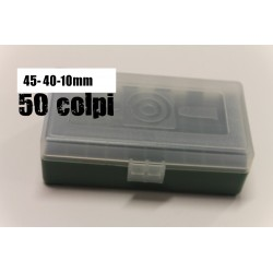 CPT scatola portacolpi 40-45-10mm 50 colpi