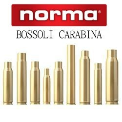 Norma bossoli carabina conf.100