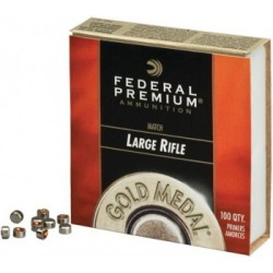 Federal GM 210 large rifle inneschi match / 1000pcs