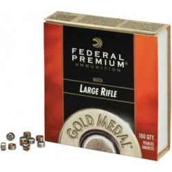 Federal GM 210 large rifle match / 1000pcs