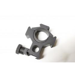 Anello singolo weaver con basette integrate