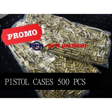 Promo 500 bossoli pistola
