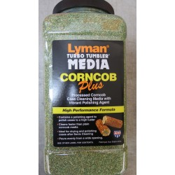 Lyman Corncob verde 4,5lb