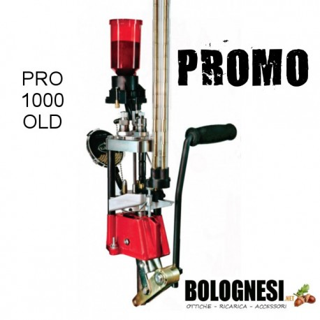 . Promo Lee Pro1000 old