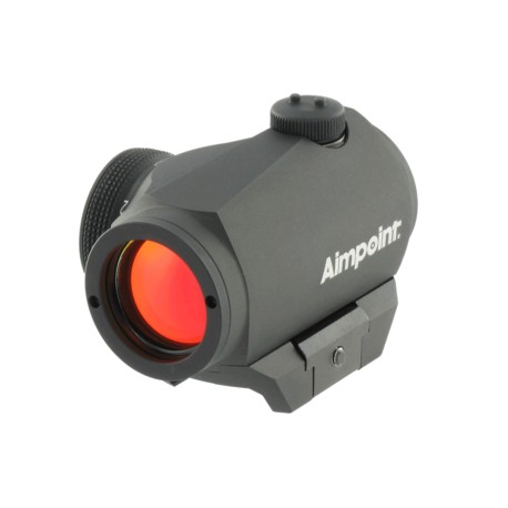 Aimpoint Micro H-1 Acet 2Moa weaver