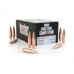 Nosler Custom Competition /250pz