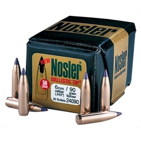 Nosler Ballistic Tip / 50pz