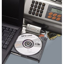 Lyman date log & pc interface for DPS-1200