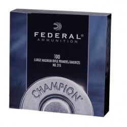 Federal 100 small pistol / 1000pcs