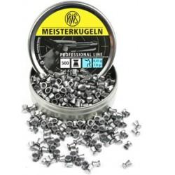 RWS Meisterkugeln blu 4,5 / 500