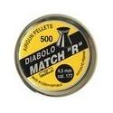 Kovohute Match R (rifle) 4,5 / 500